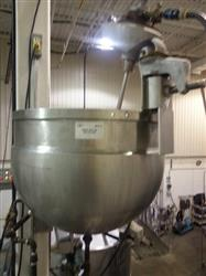 203976 - 18 Gallon Stainless Steel Jacketed Tank