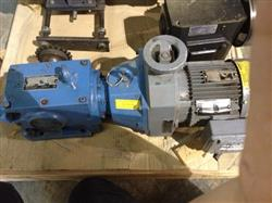 Image 2 HP SEW-EURODRIVE Motor with Gearbox 597968