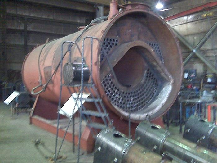 Image 500 HP SASKATOON JHG500 Boiler 1071575