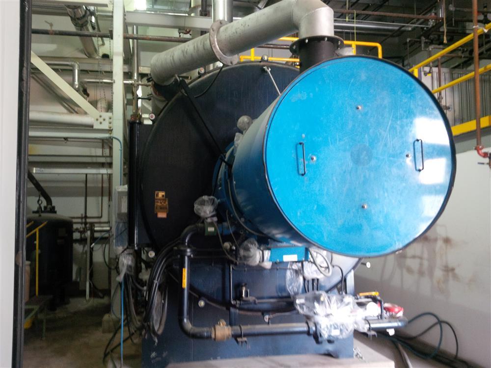 Image 500 HP SASKATOON JHG500 Boiler 598877