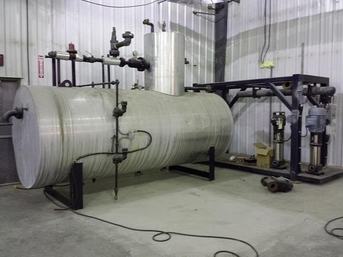 Image 500 HP SASKATOON JHG500 Boiler 1071569
