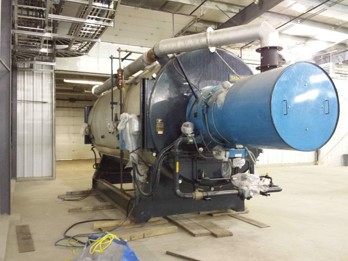 Image 500 HP SASKATOON JHG500 Boiler 1071570