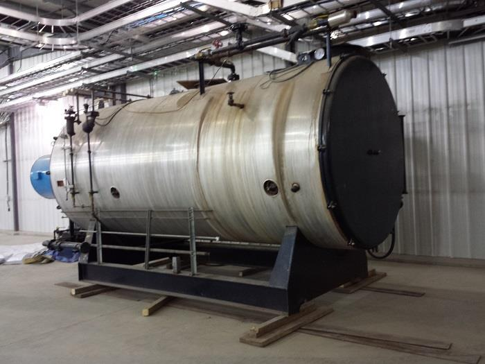 Image 500 HP SASKATOON JHG500 Boiler 1071571