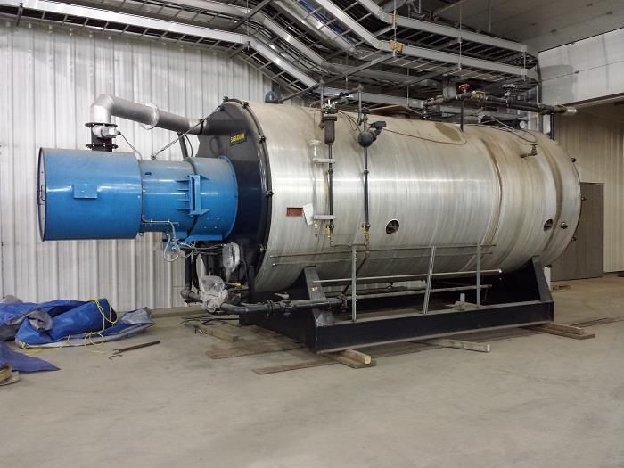 Image 500 HP SASKATOON JHG500 Boiler 1071572