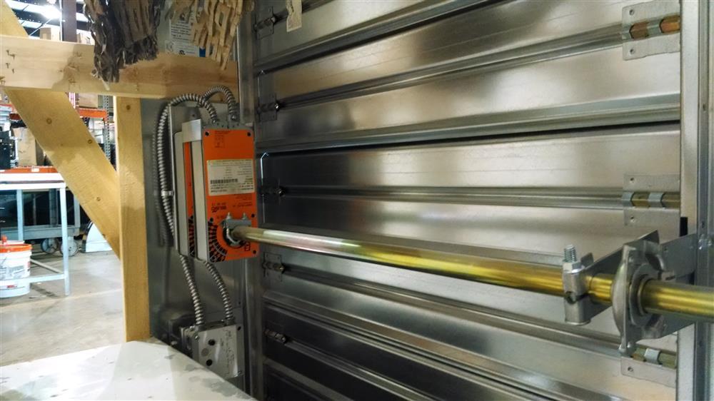 Ventilators Industrial Fire : Greenheck fsd ven for sale used