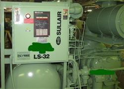 204837 - 300 HP SULLAIR LS32200L Air Compressor