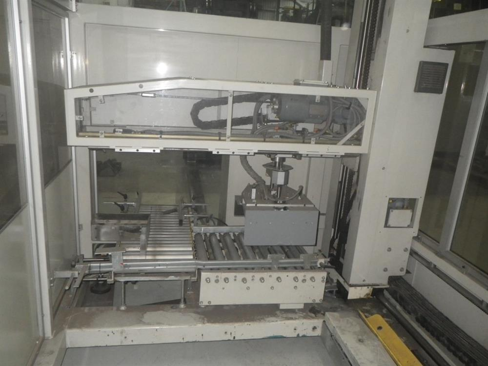 Image CERMEX P741 Automatic Palletizer for Placing Case/Box on Pallet 602464