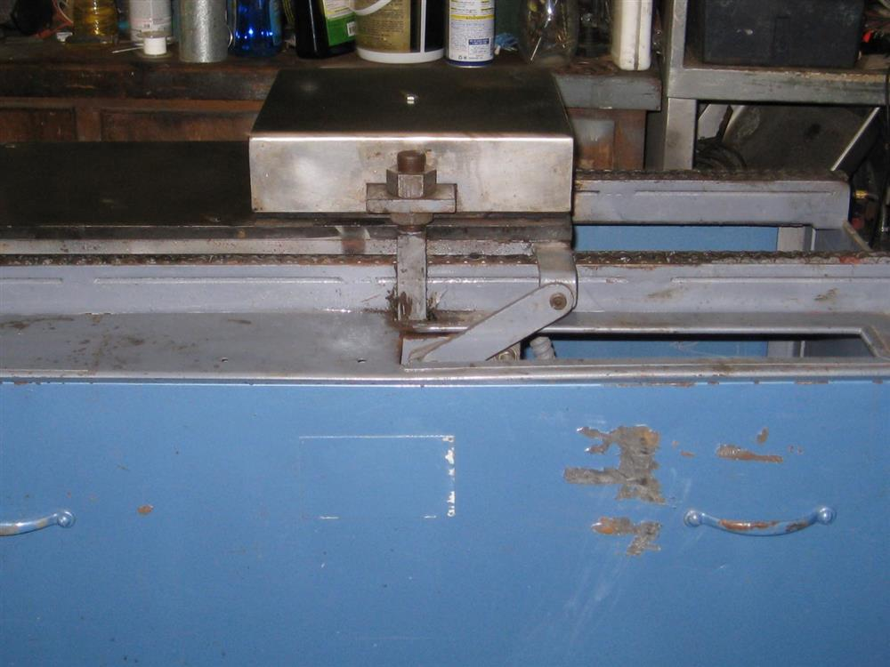 Image BE&SCO Tortilla Press  603142