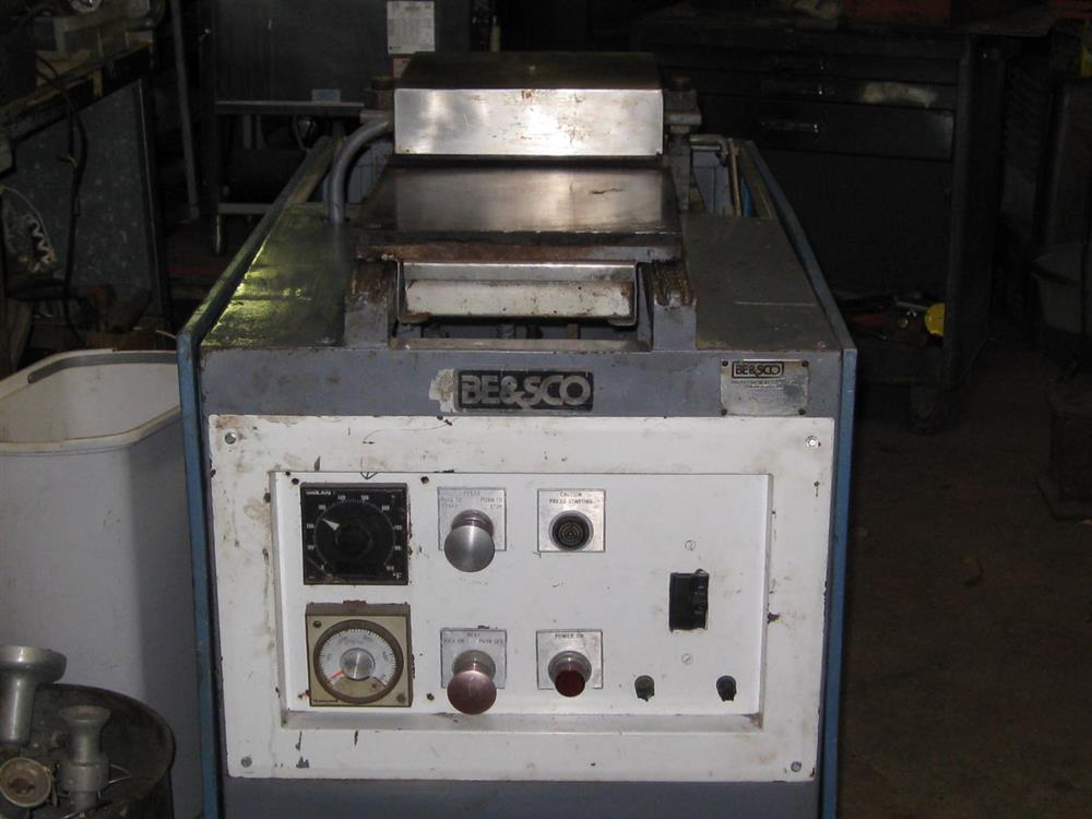 Image BE&SCO Tortilla Press  603143