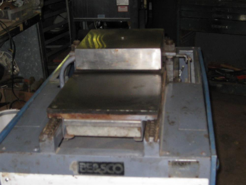 Image BE&SCO Tortilla Press  603144