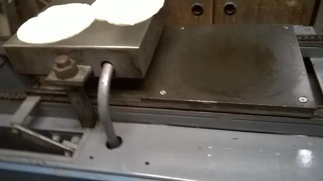 Image BE&SCO Tortilla Press  603311
