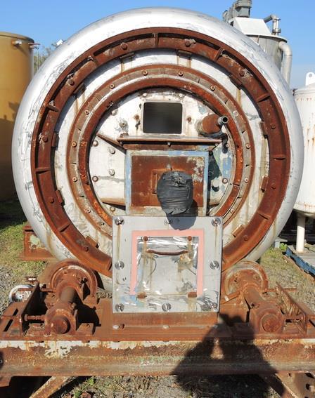 Image 108 CF STURTEVANT Stainless Steel Rotary Blender 603755