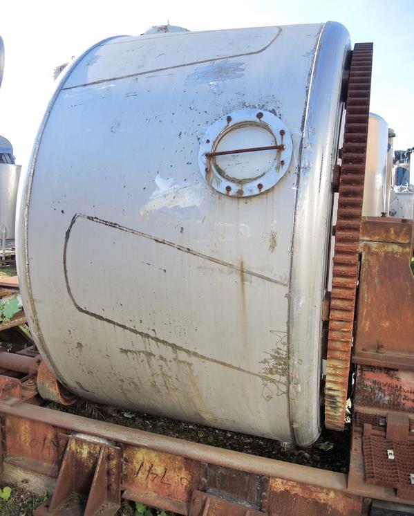 Image 219 CF STURTEVANT Stainless Steel Rotary Blender 603760
