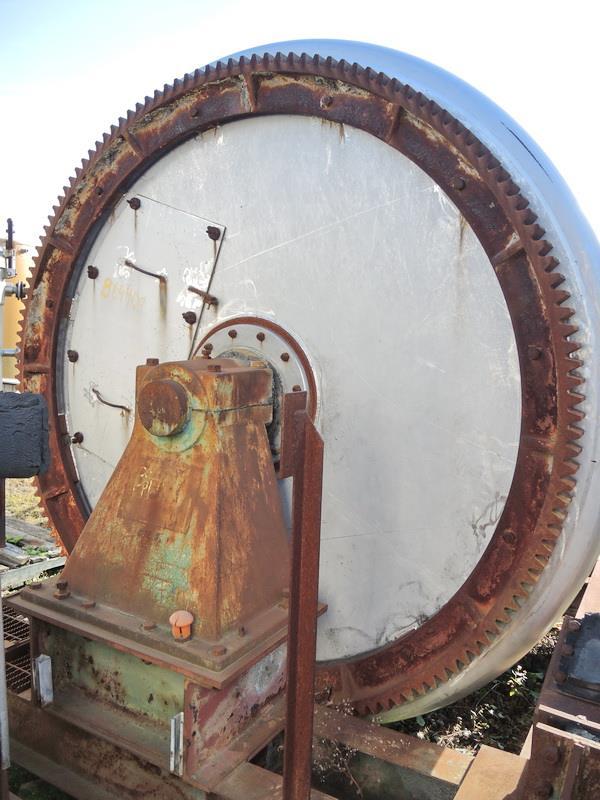 Image 219 CF STURTEVANT Stainless Steel Rotary Blender 603763