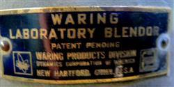 Image 1.3 Liter WARING Stainless Steel High Intensity Laboratory Blender 603809
