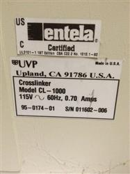 205703 -  UVP CL1000 Ultraviolet Crosslinker