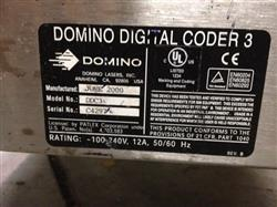 205934 -  DOMINO DDC3 Laser Coder (2 heads)