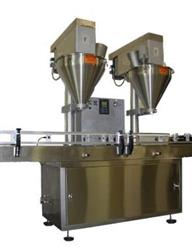 206386 - New 4000 Dual Head Automatic Filler