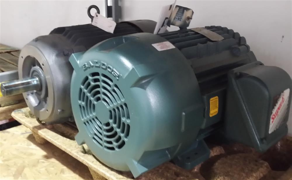 25 Hp Baldor Reliance Super 206415 For Sale Used