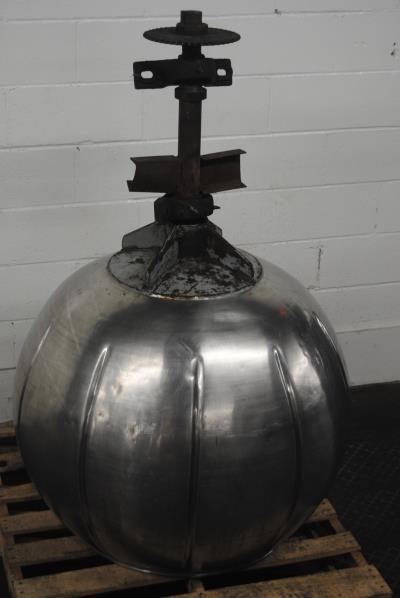 """38"""" GROEN Stainless Steel Coating Pan"""