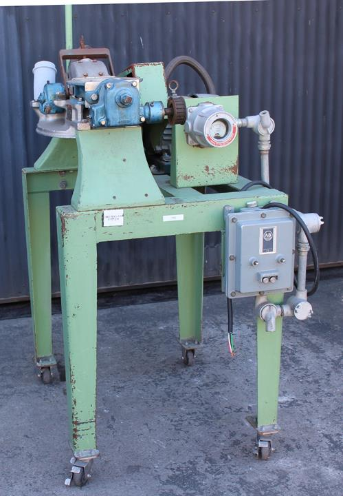 Image 5 HP MikroPulverizer MK1 Scree Feed Mill 608670