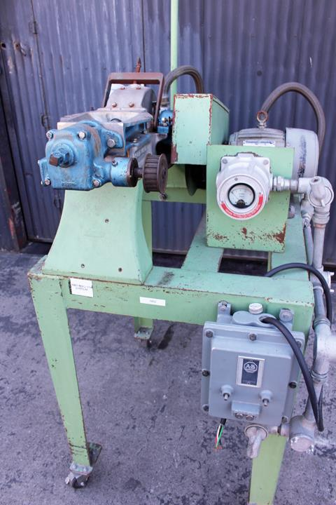 Image 5 HP MikroPulverizer MK1 Scree Feed Mill 608671