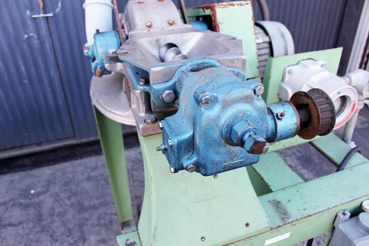 Image 5 HP MikroPulverizer MK1 Scree Feed Mill 608672