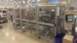 207603 - CERMEX Type Side Load Model SB37 Fully Automatic Case Packer