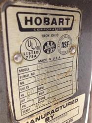 Image HOBART HCM450 Cutter/Mixer/Chopper 610012