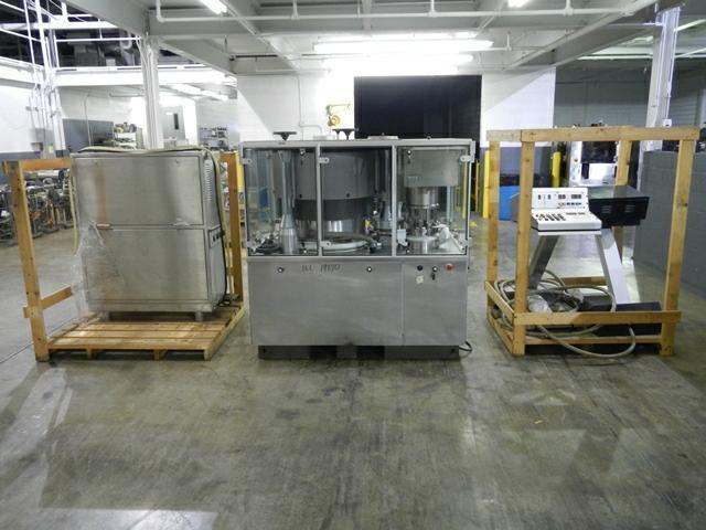 Image MG2 Capsule Filler Model G60  610169