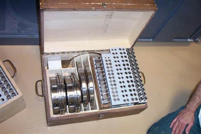 Image MG2 Capsule Filler Model G60  610186