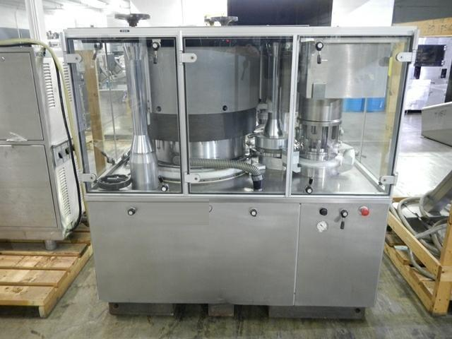Image MG2 Capsule Filler Model G60  610170
