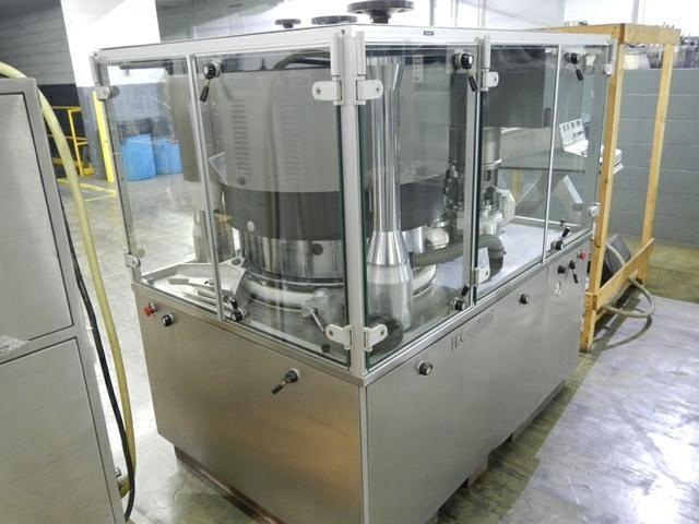 Image MG2 Capsule Filler Model G60  610171