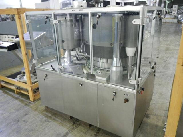 Image MG2 Capsule Filler Model G60  610172