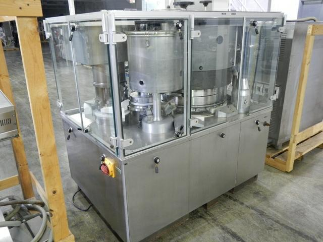 Image MG2 Capsule Filler Model G60  610173