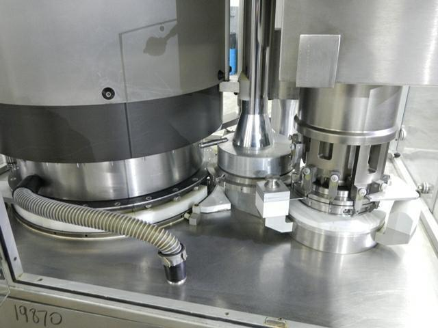 Image MG2 Capsule Filler Model G60  610176