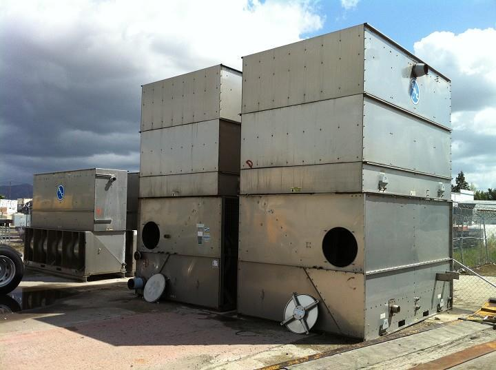Image 189 Ton BAC Stainless Steel Cooling Tower 612321