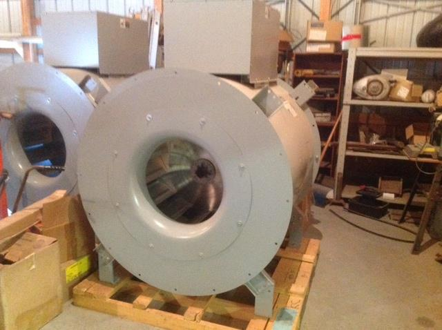 Image GREENHECK TCB-1-30-15 Centrifugal Fan  612400