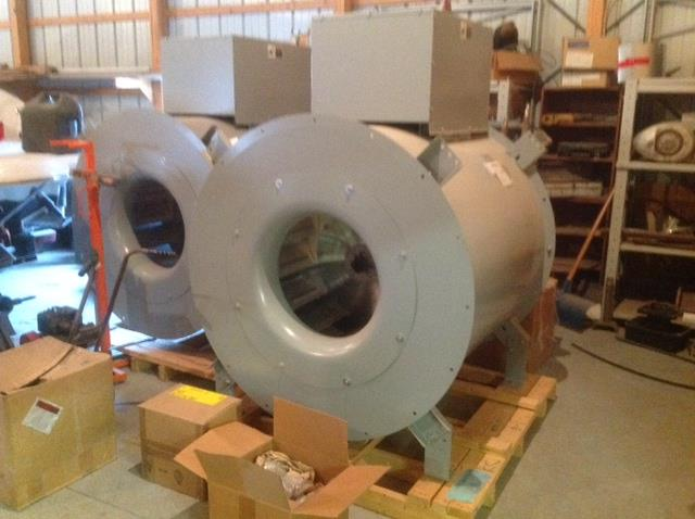 Image GREENHECK TCB-1-30-15 Centrifugal Fan  612402