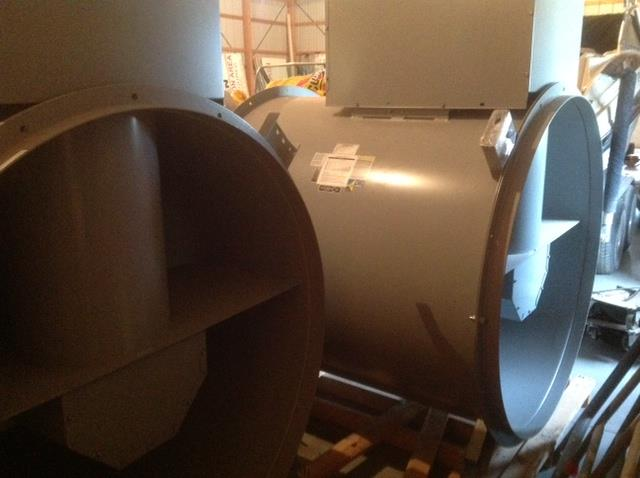 Image GREENHECK TCB-1-30-15 Centrifugal Fan  612403