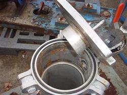 Image 5.5in X 13in ROSEDALE Basket Filter - Stainless Steel 612528