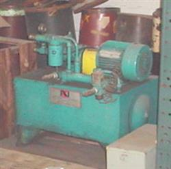 208553 - 5 HP KNOX NORTON Hydraulic Steel Pump