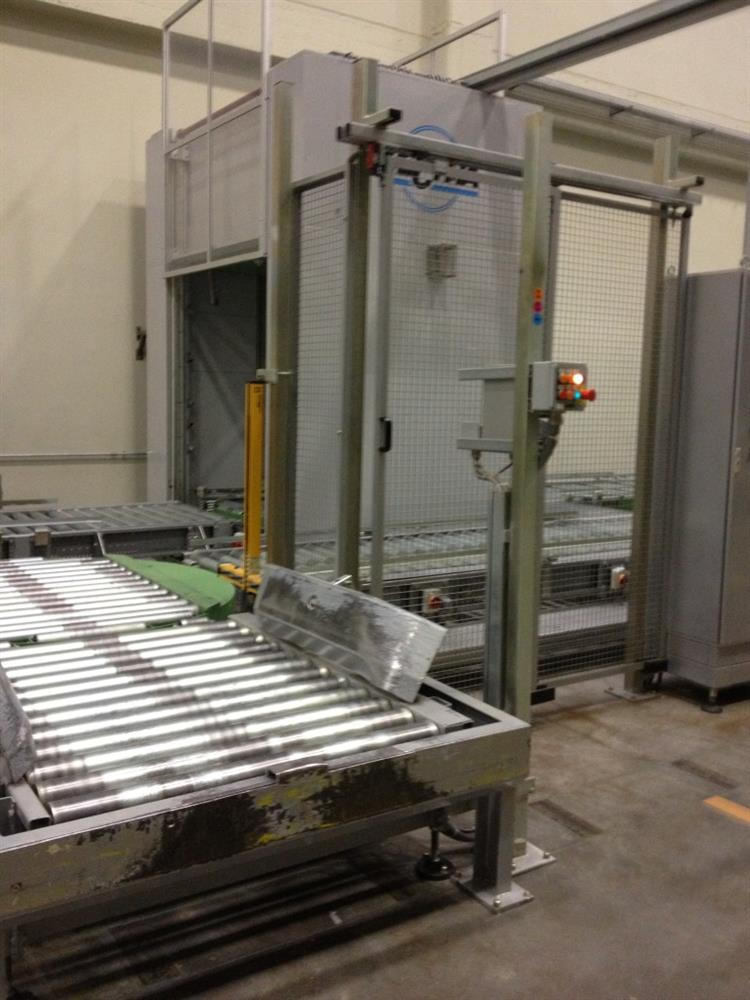 MECTRA Automatic Pallet Changer Transporter System