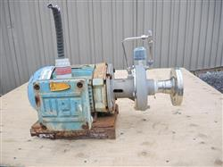 "208590 - 1.25"" X 1"" PRICE PUMPS Model CD100SS 316 Stainless Steel Centrifugal Pump"