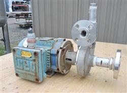 "208592 - 1.25"" X 1"" PRICE PUMPS Model CD100SS 316 Stainless Steel Centrifugal Pump"