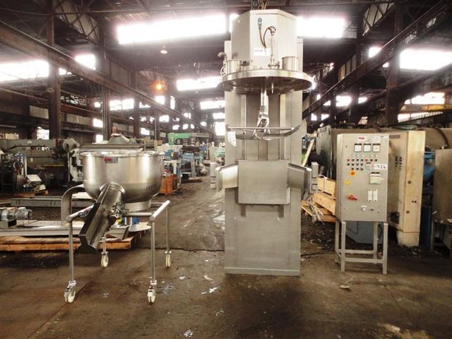 Image COLLETTE GRAL 400 High Shear Granulating Mixer 616823