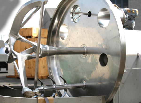 Image COLLETTE GRAL 400 High Shear Granulating Mixer 616817