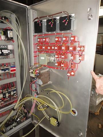 Image COLLETTE GRAL 400 High Shear Granulating Mixer 616822