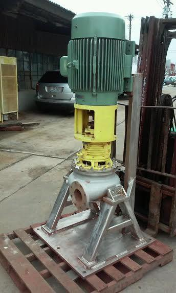 Image A.W. CHESTERTON Stainless Steel Centrifugal Pump 616973