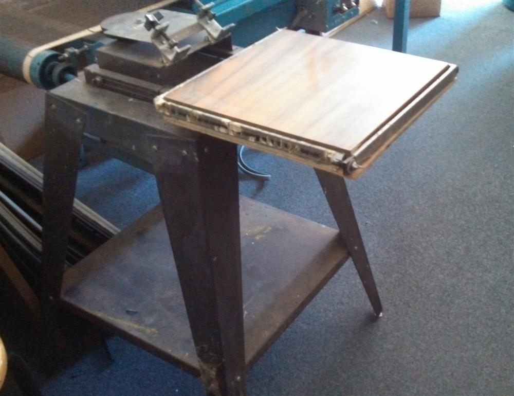 Lawson Screen Printer And D 209665 For Sale Used